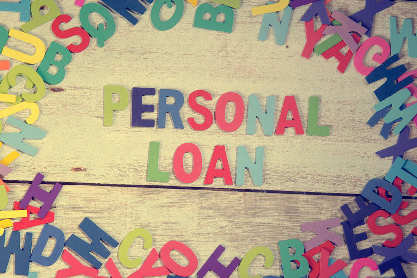 Personal Loan from blocks